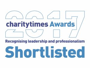 2017 Charity Times Awards logo